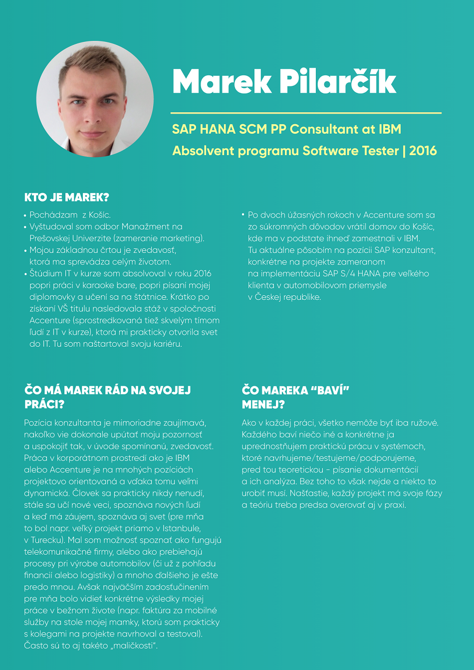 Blog: Absolvent: SAP Consultant